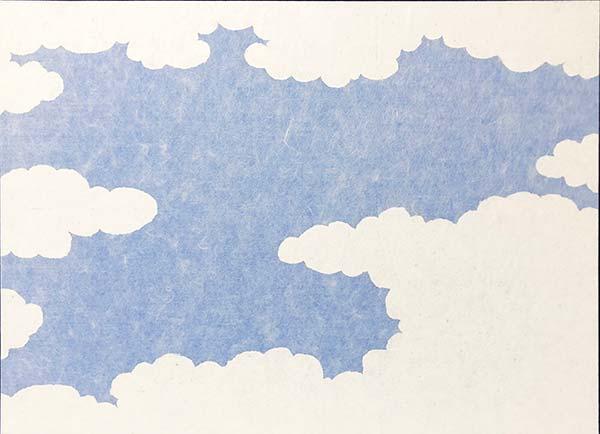 「Blue sky」 4号