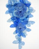 「Innocent blue Ⅰ」 100F (1620×1303mm)
