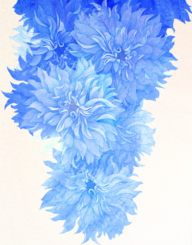 「Innocent blue Ⅶ」  50F(1167×910mm)