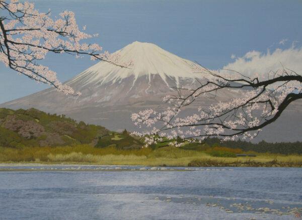 百瀬智宏 「富士川の春」 8P